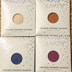 *NEW*ColourPop eyeshadow custom bundle